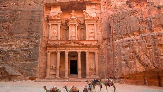 El 85% de la ciudad de Petra permanece bajo tierra e intacta
