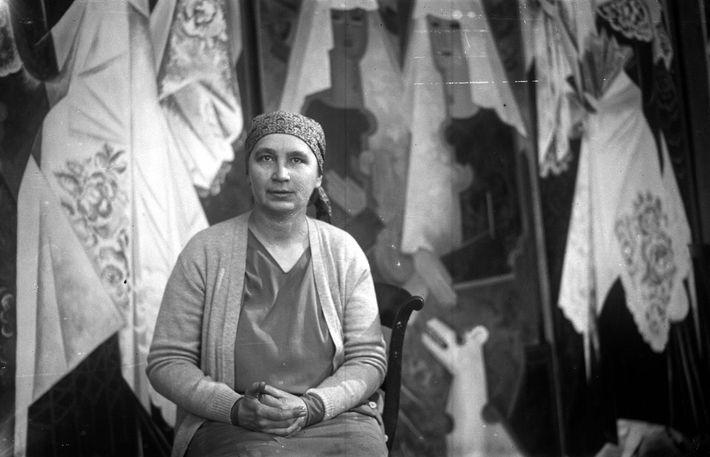 Natalia Gontcharova
