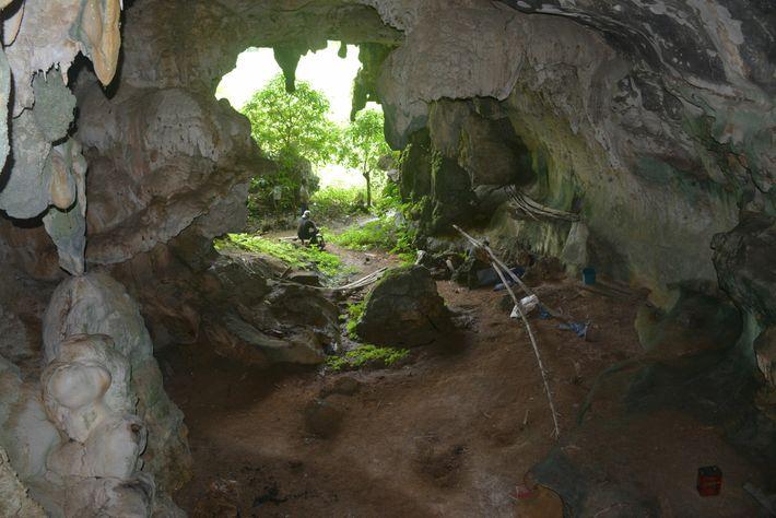 Cueva de Célebes