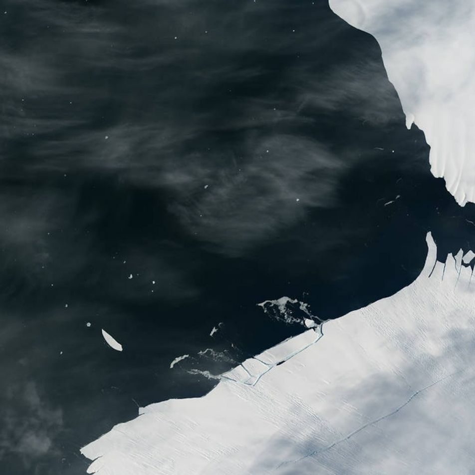 El hielo de la Antártida podría traspasar un umbral crítico en 40 años
