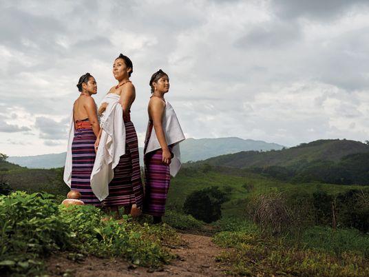 Los increíbles trajes tradicionales de Oaxaca