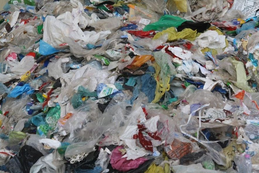 Europa producer anualmente 25 millones de toneladas de residuos plásticos.