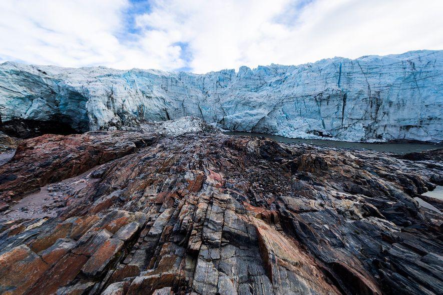 Glaciar Russell