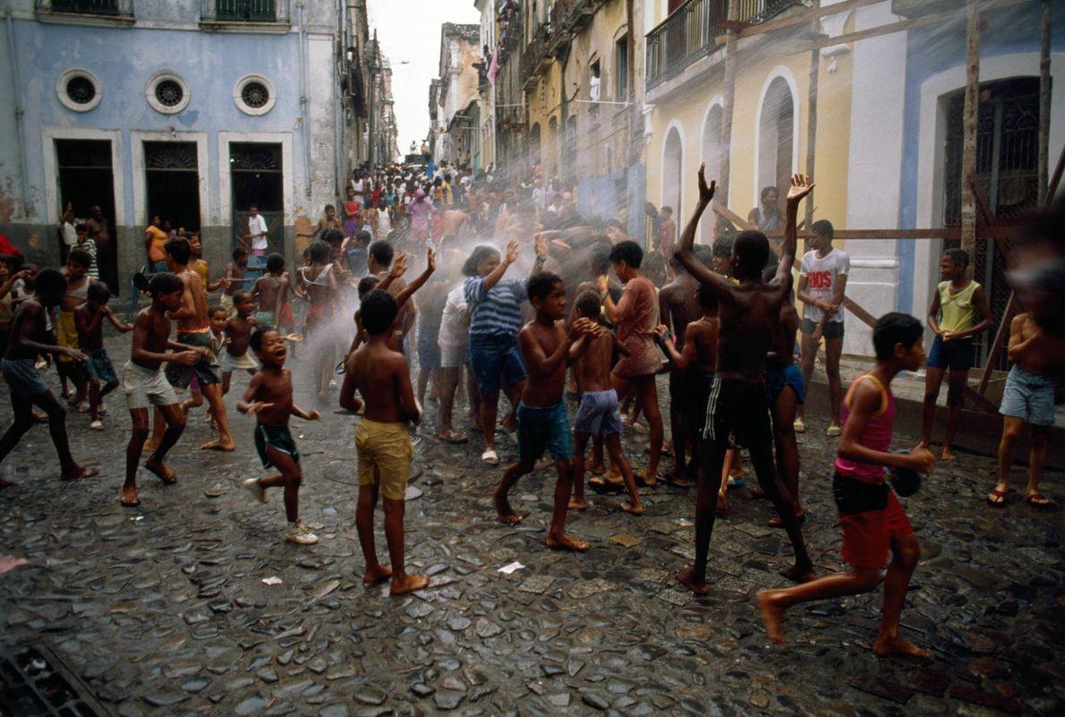 Agua en Salvador