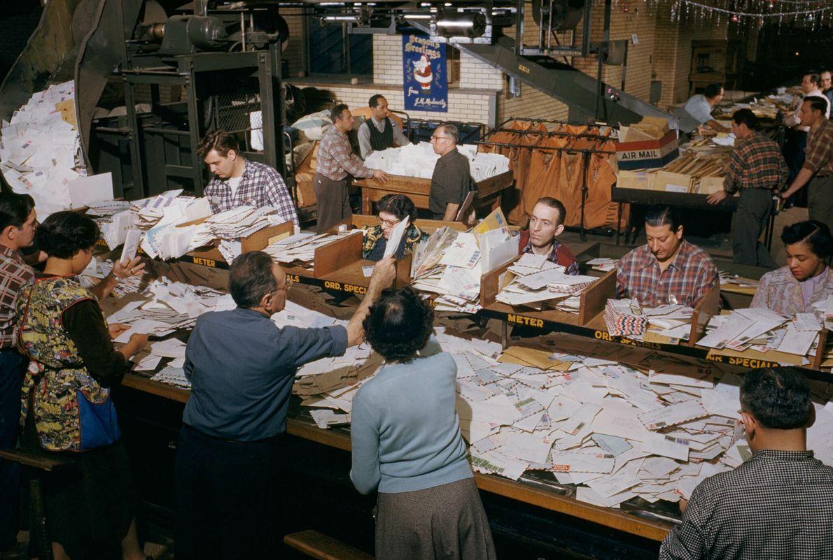 Clasificando el correo