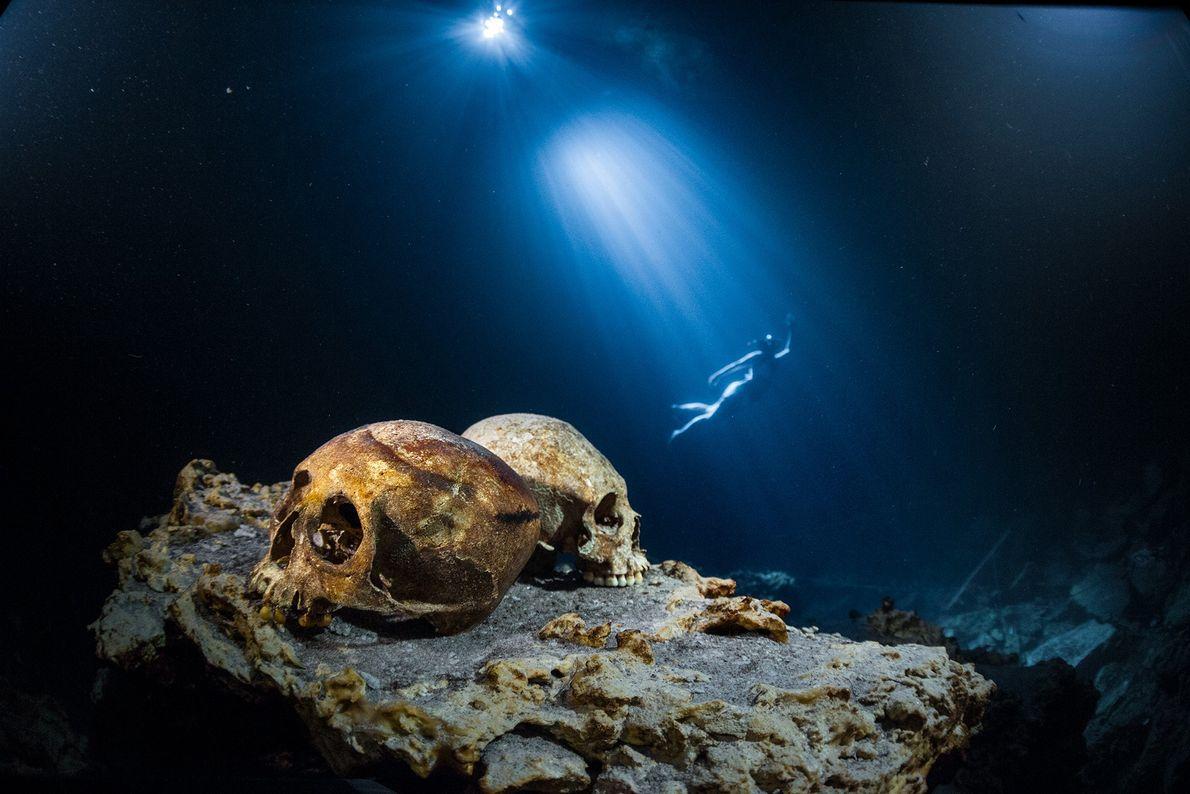 Cráneos submarinos