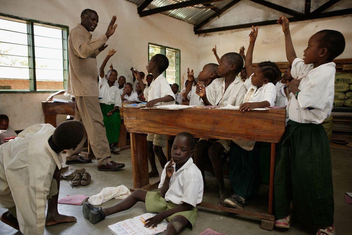 Colegio de Iharara, Tanzania