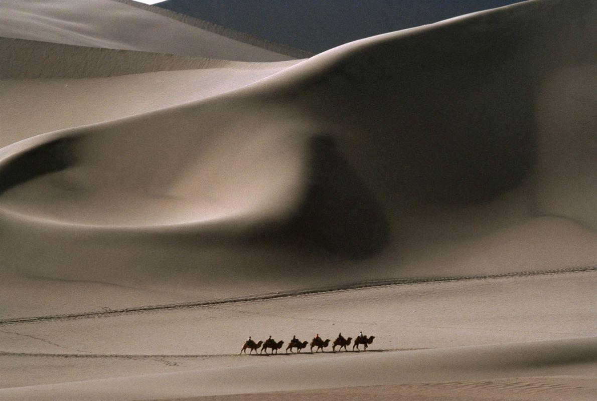 Desierto de Taklamakán