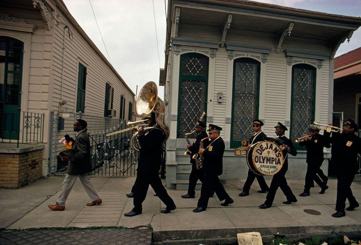 Banda funeraria