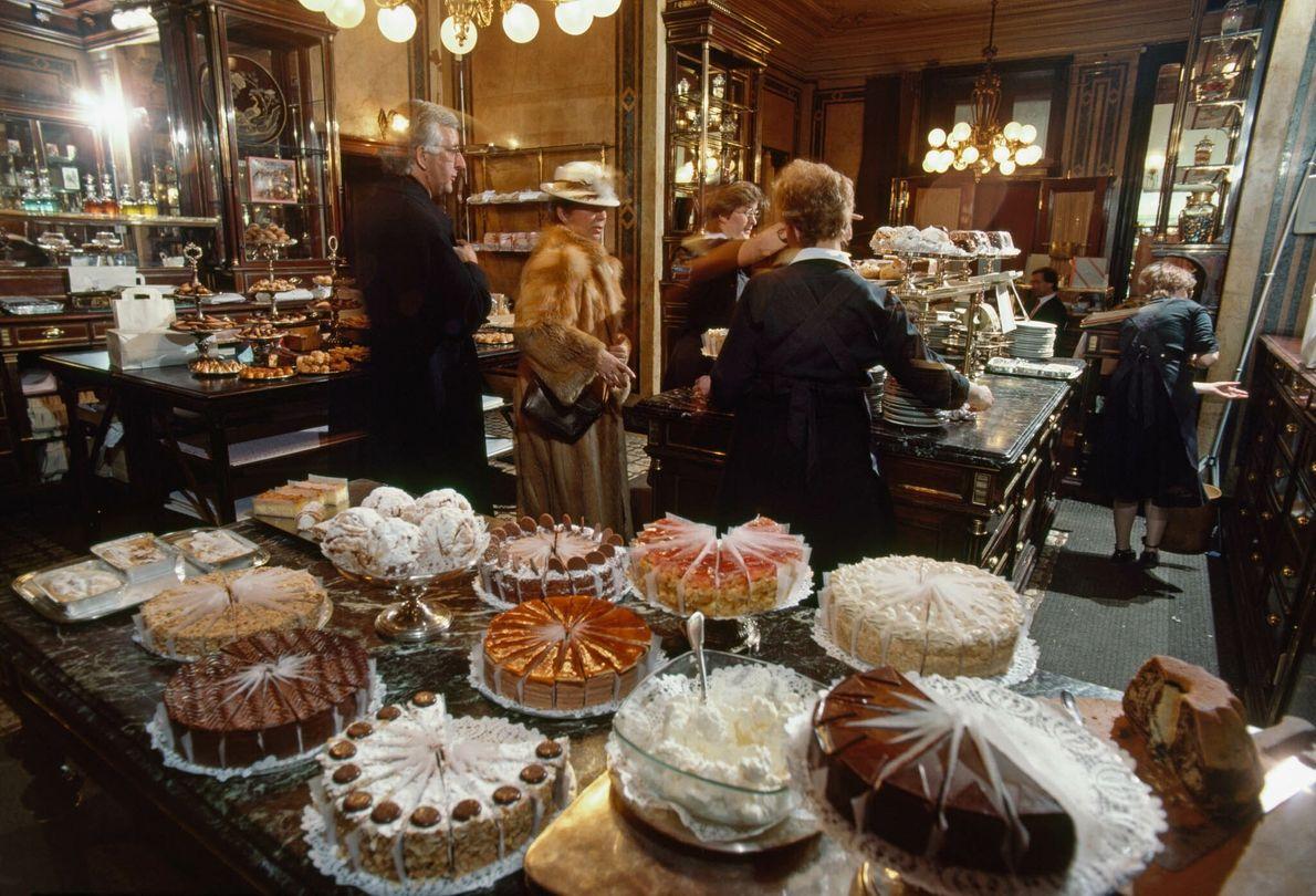 Pastelería de Viena