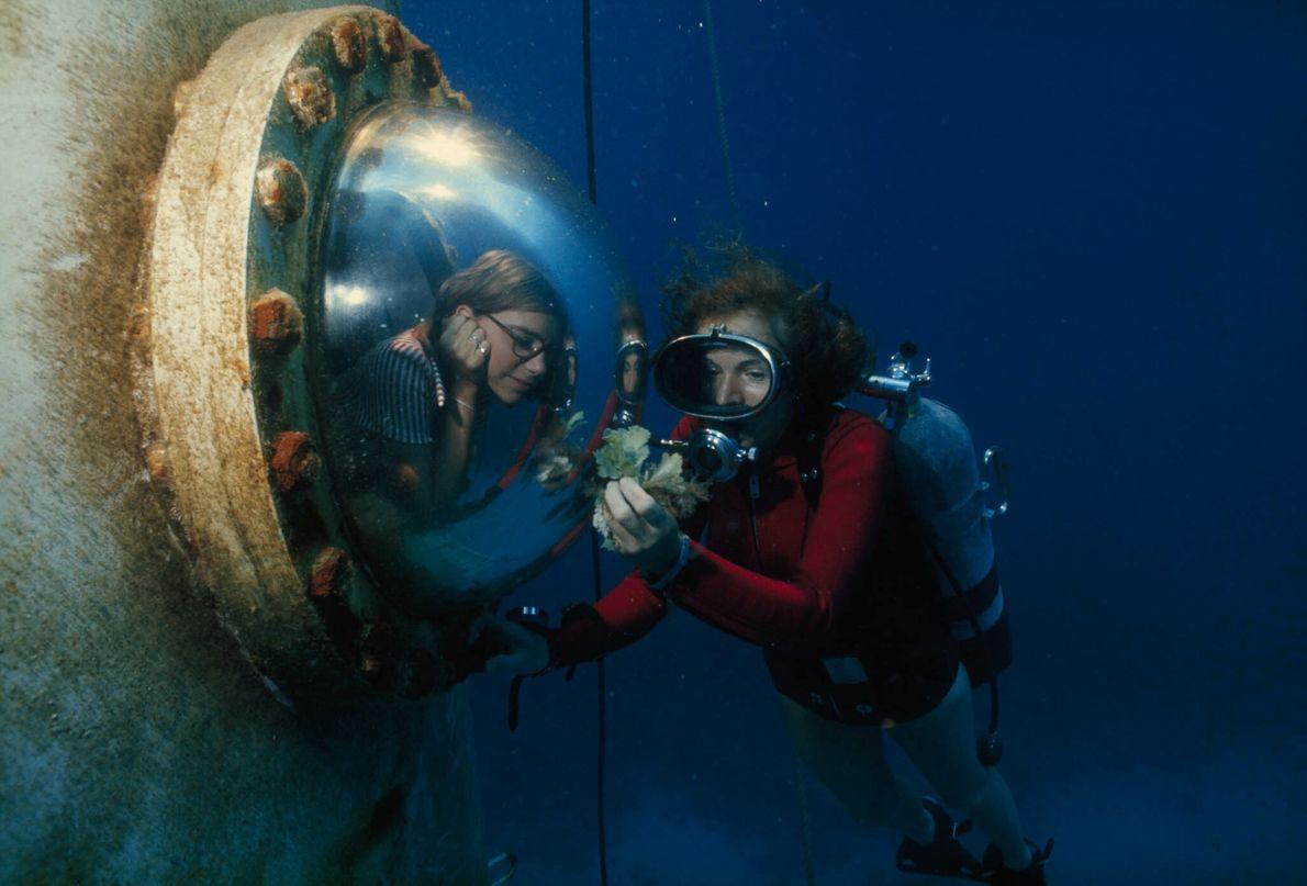 Ciencia en el mar