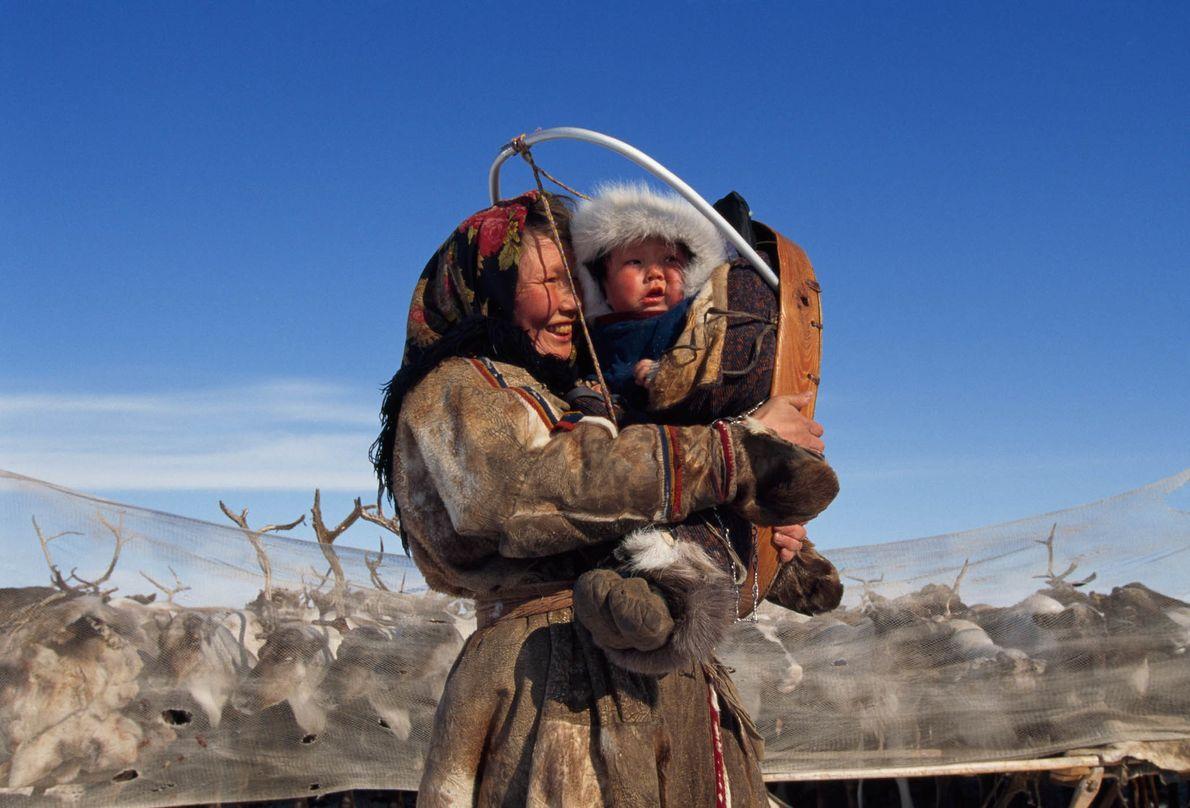 Nenets nómadas