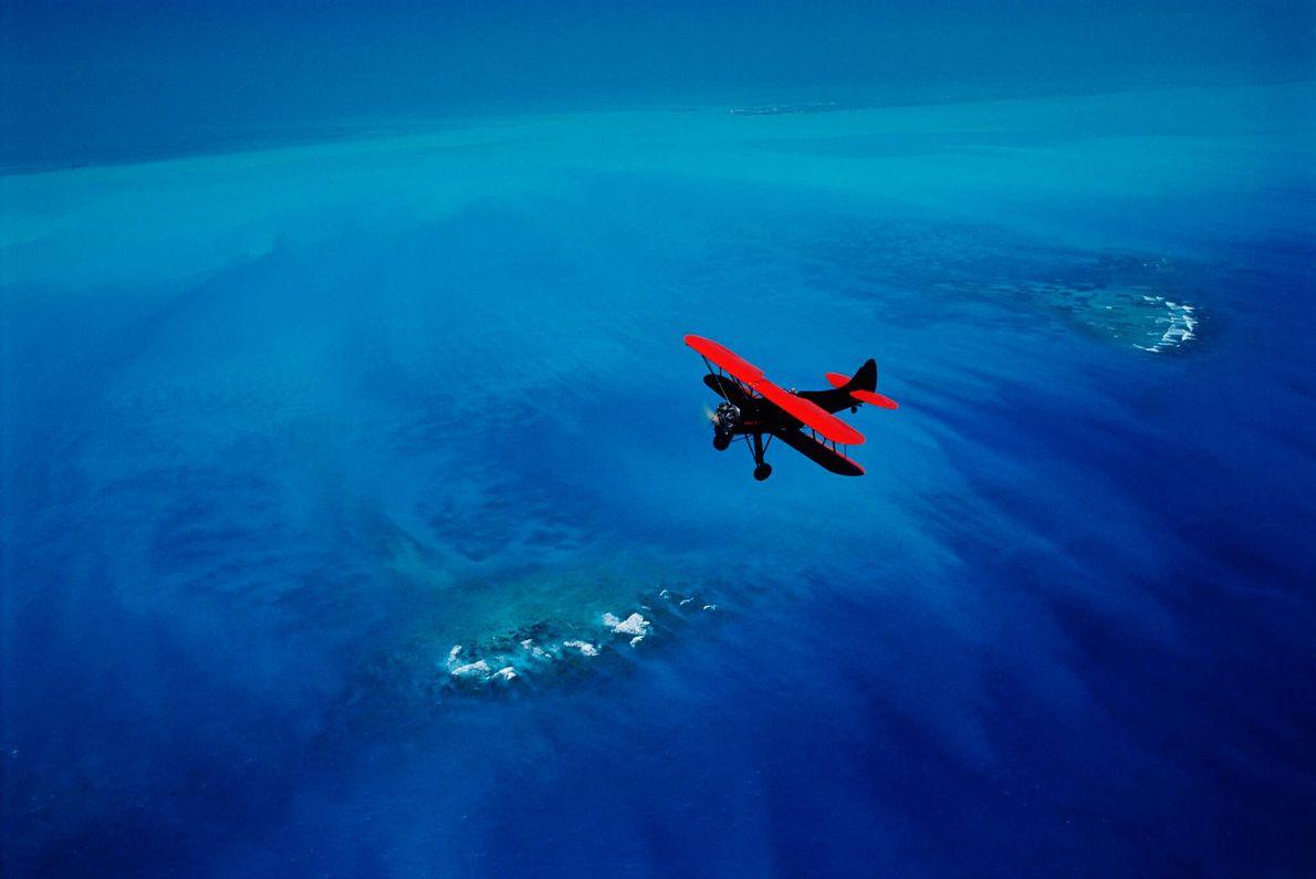 Reserva marina nacional de los cayos deFlorida