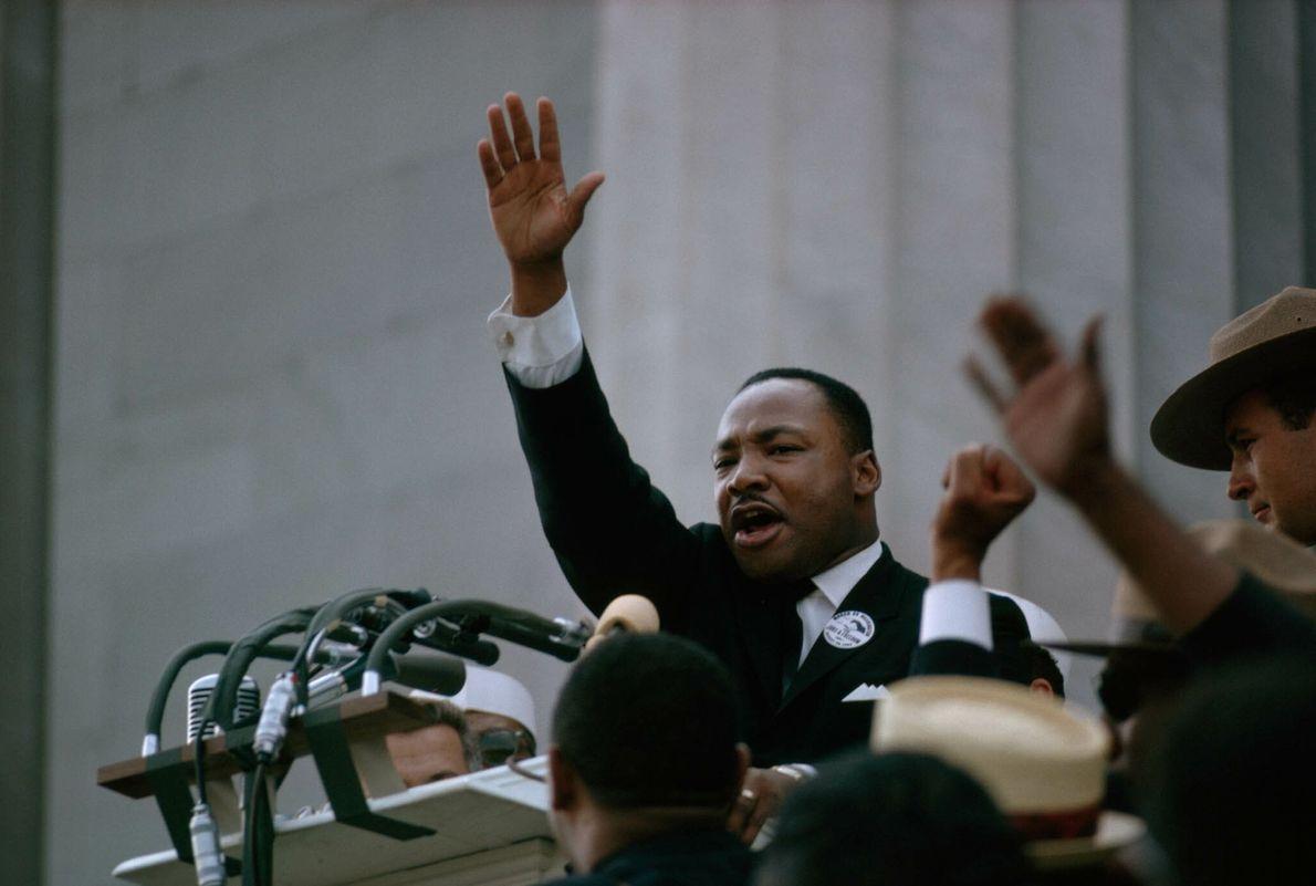 El sueño del Dr. King