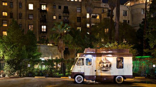 Camión de helados