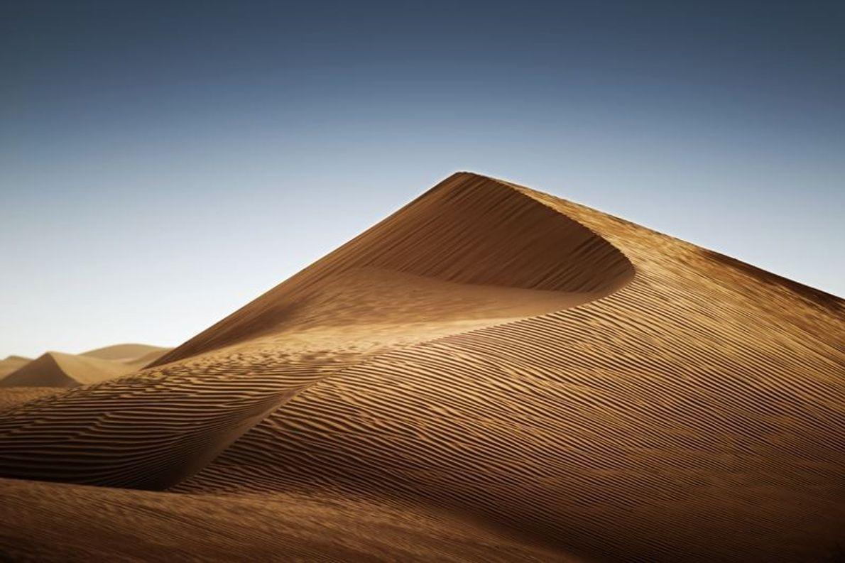 Dunas de Dubái