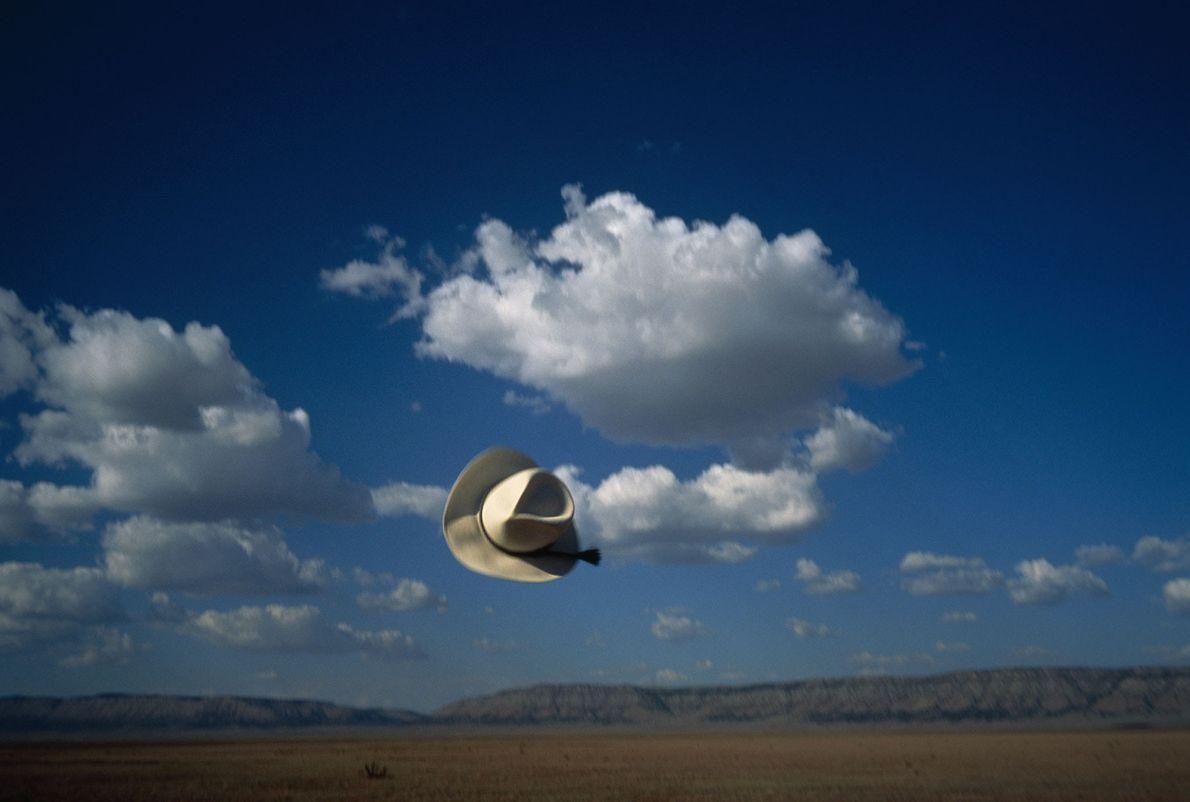 Sombrero volador