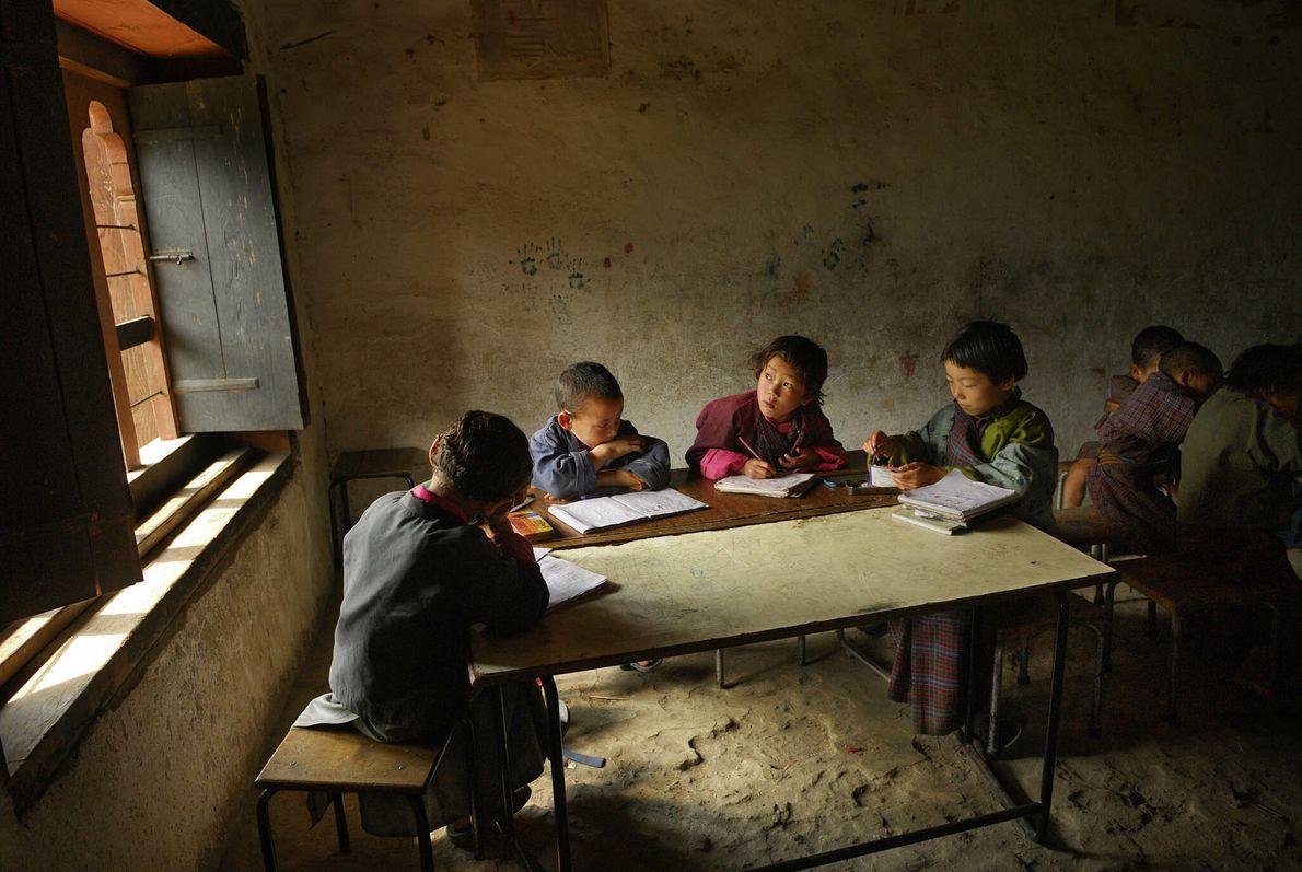 Escuela de aldea