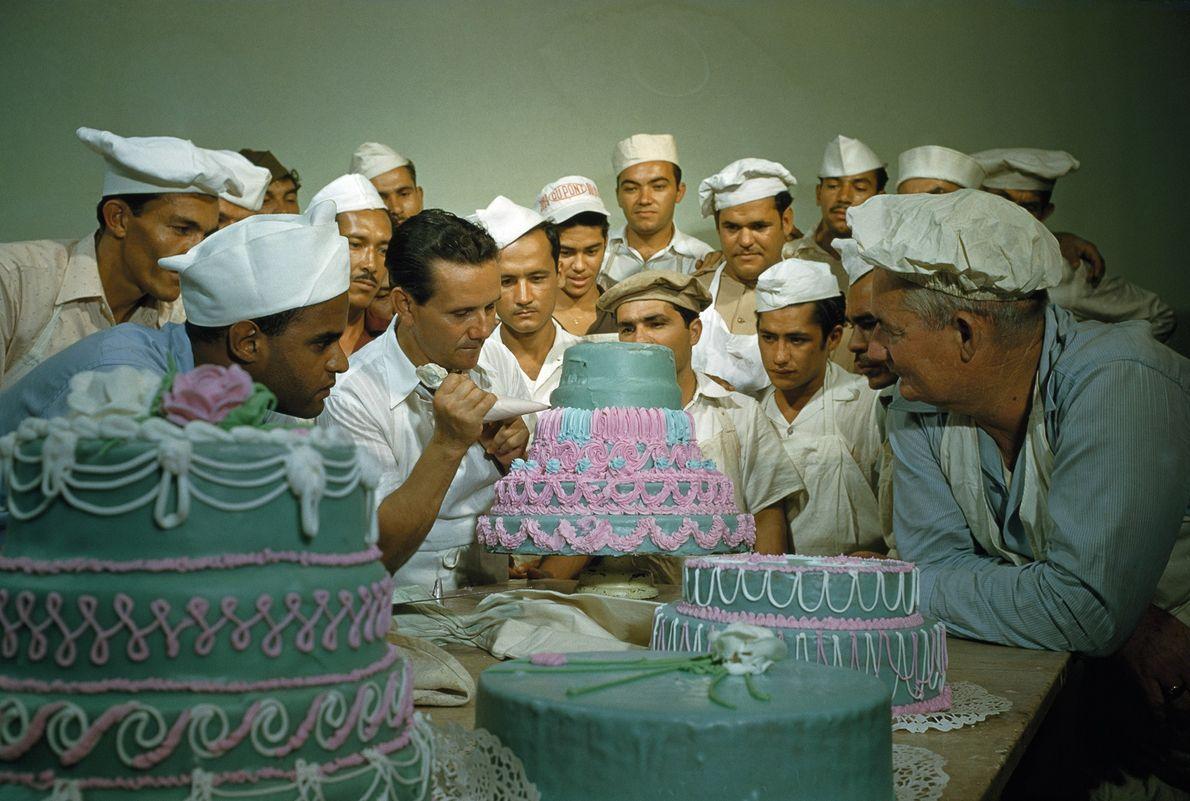 La guinda del pastel