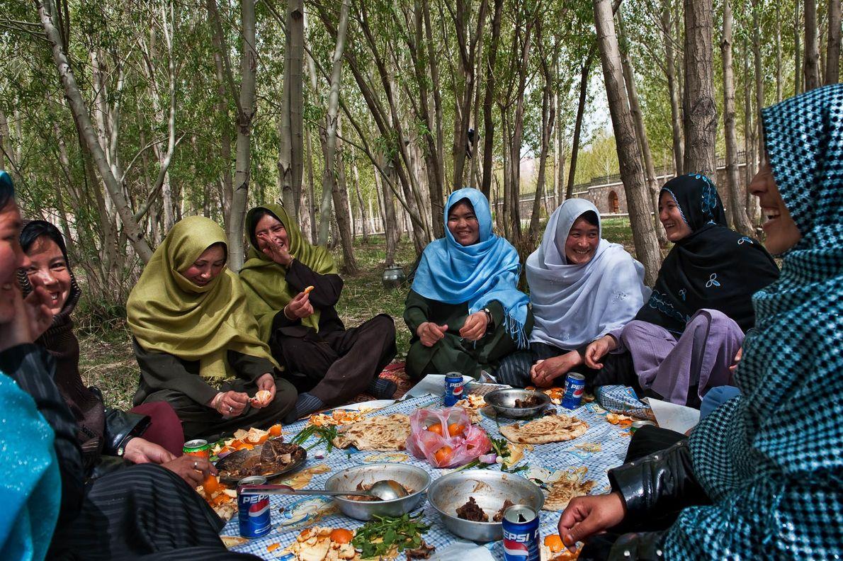 Pícnic entre amigas