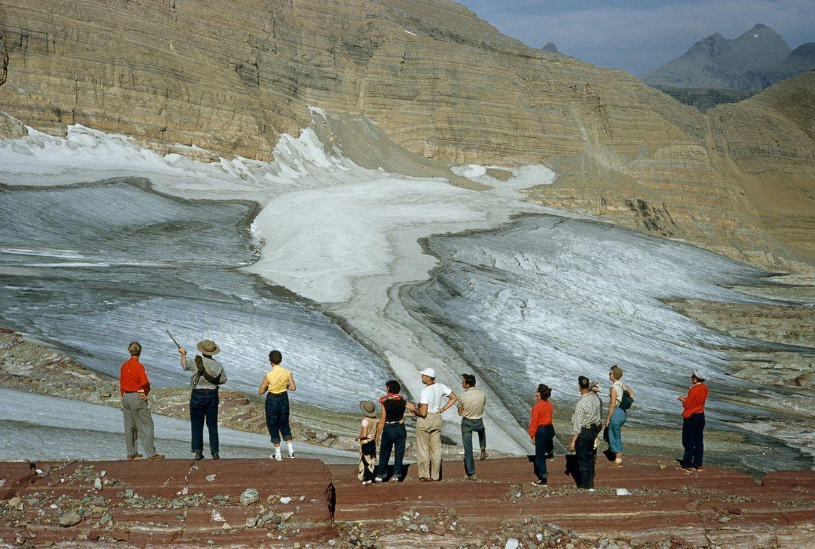Glaciar Sperry