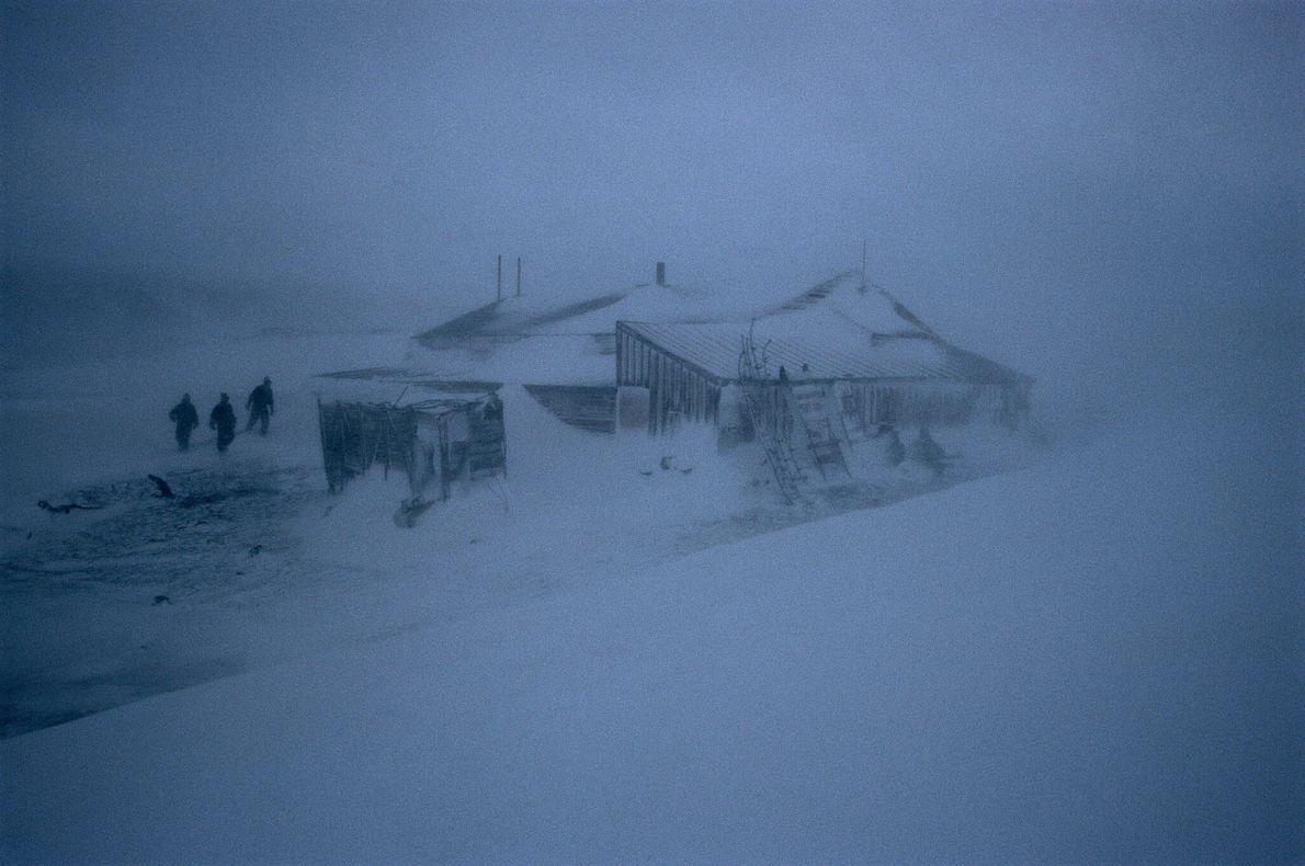 Scott's Hut