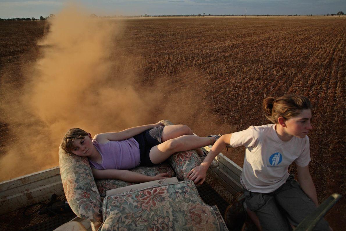 Sequía australiana