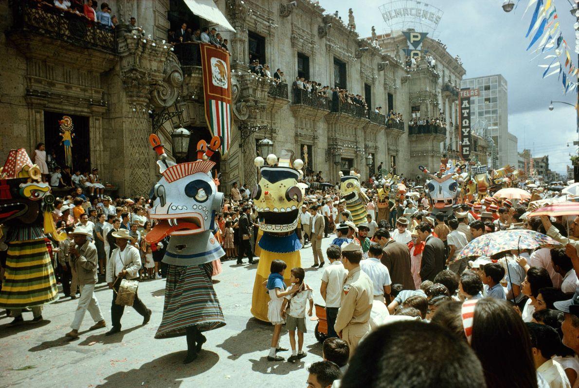 Fiestasen Guadalajara