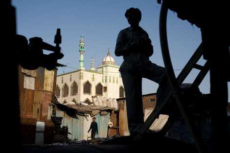Mezquita de Bombay