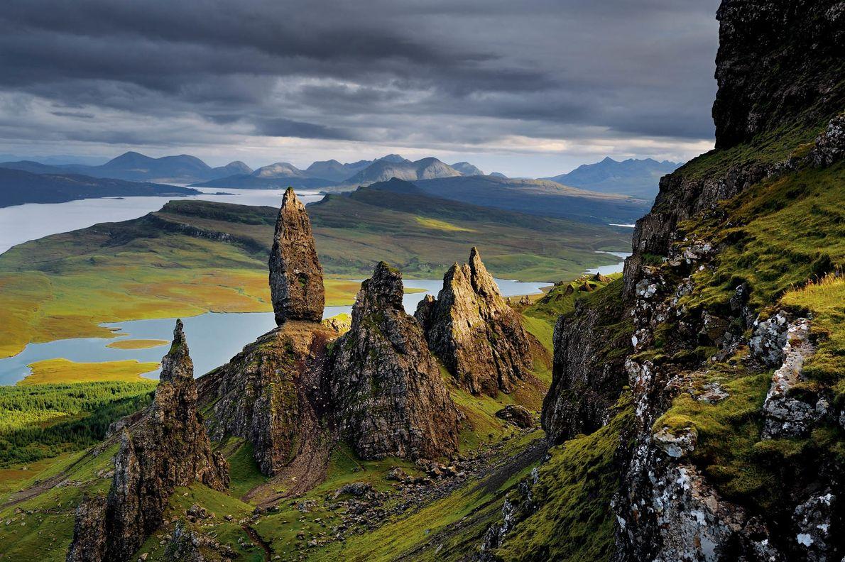Skye, Escocia