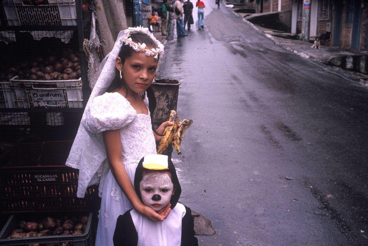 Truco o trato en Medellín