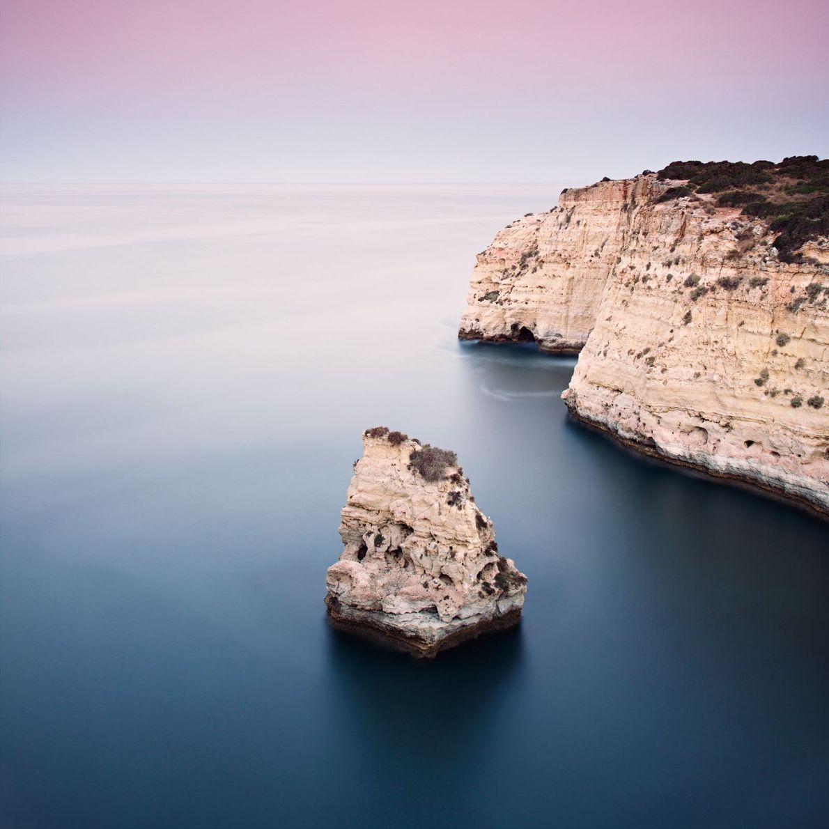 Picture of Portugal's Algarve coast