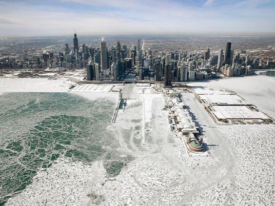 El vórtice polar aumenta las probabilidades de un tiempo invernal extremo