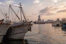 Fotografía de barcos