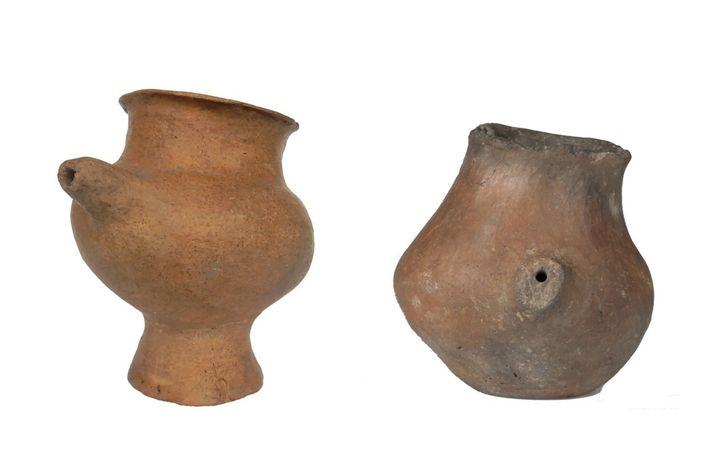 Biberones de cerámica