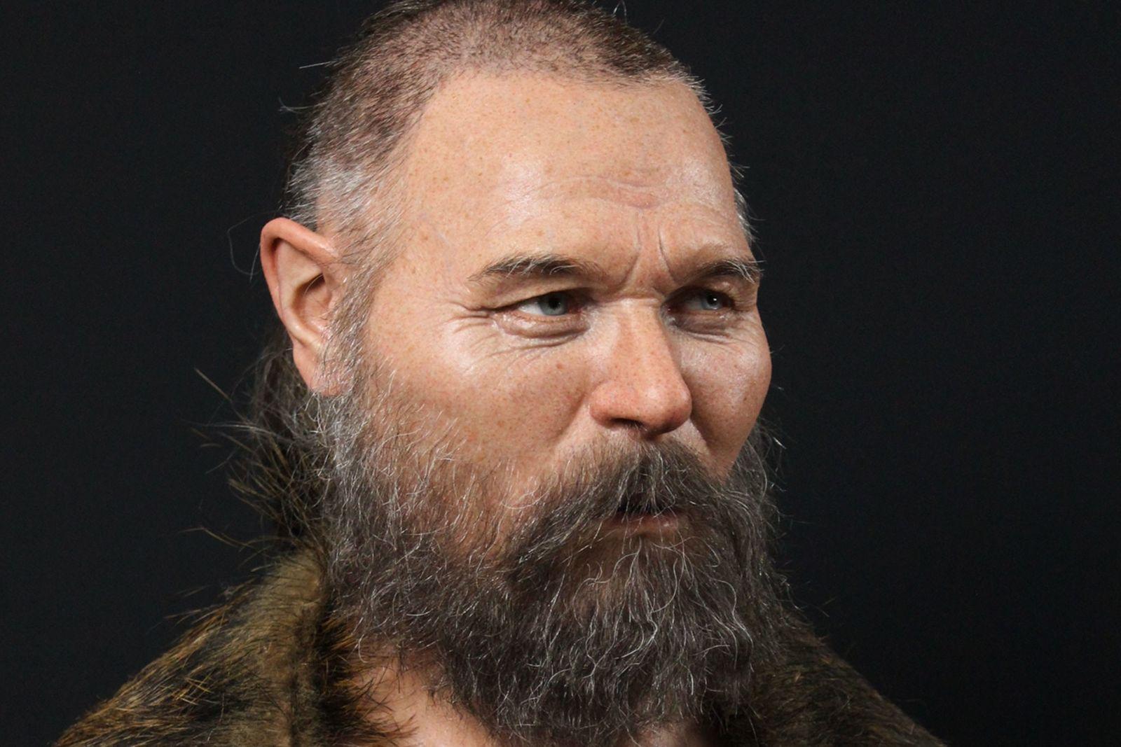 Exclusiva: Reconstruyen el cráneo de un hombre escandinavo que vivió hace 8000 años