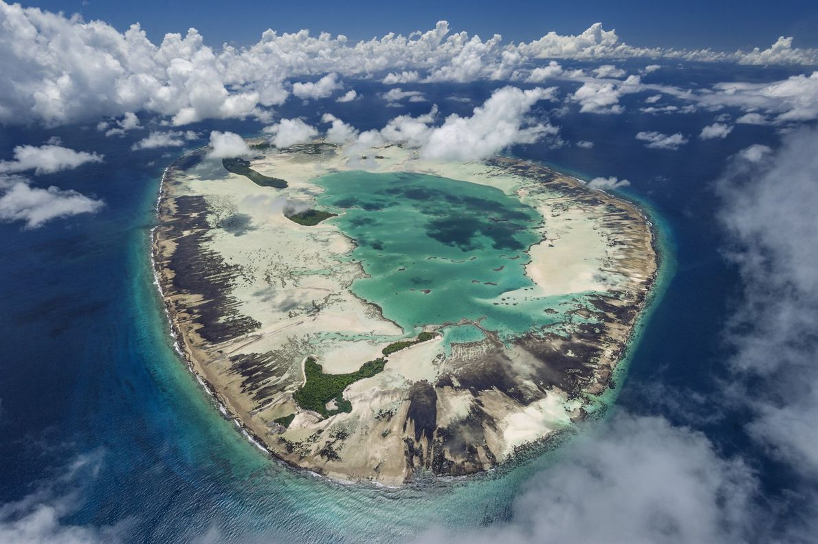 La isla de Saint Joseph