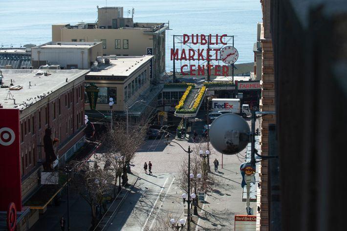 Public Market Center, Seattle