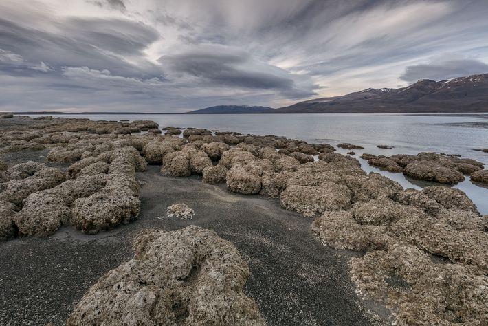 Una playa de Chile