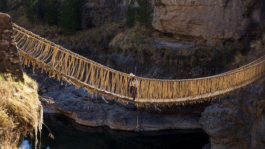 El puente Queshuachaca