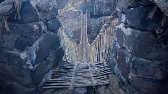 Puente Queshuachaca