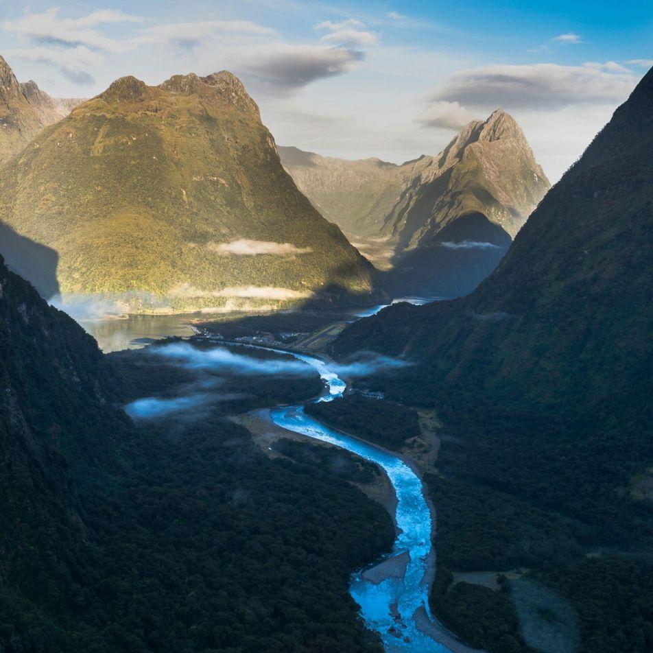Descubren una parte de un antiguo supercontinente debajo de Nueva Zelanda