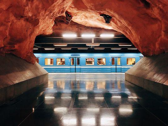 Las mejores líneas de metro del mundo: destinos en sí mismas