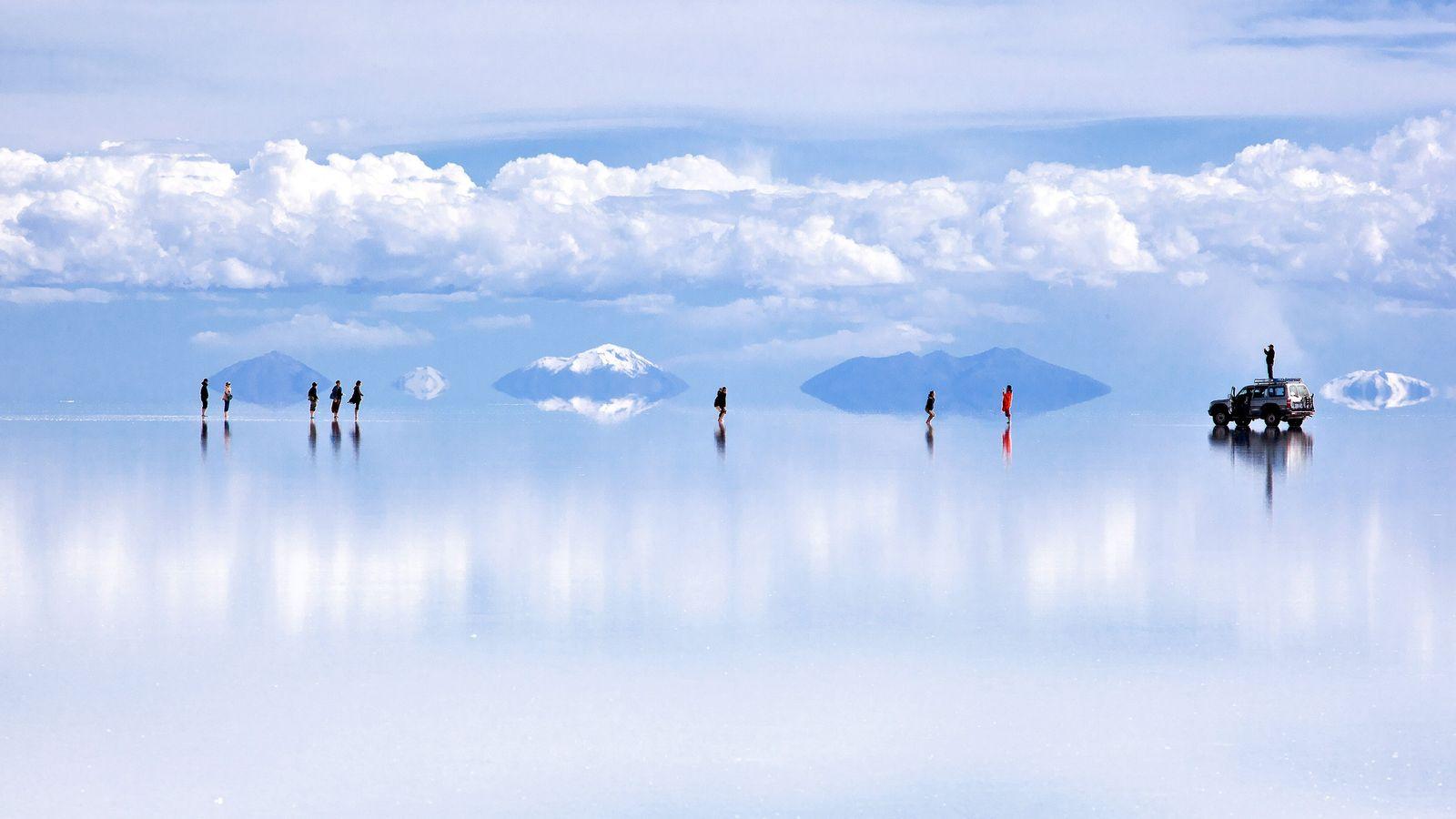 Consejos de viaje: Salar de Uyuni, el desierto de sal más grande del mundo  | National Geographic