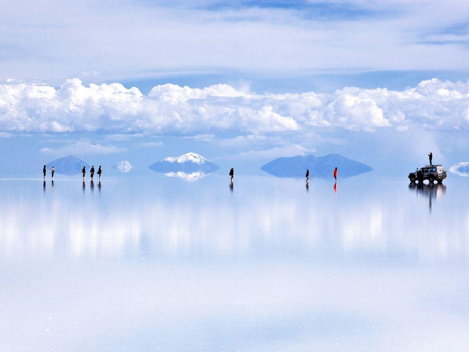 Consejos de viaje: Salar de Uyuni, el desierto de sal más grande del mundo