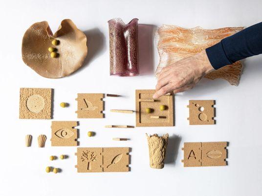 El nuevo biomaterial hecho con huesos de oliva que podría sustituir al plástico