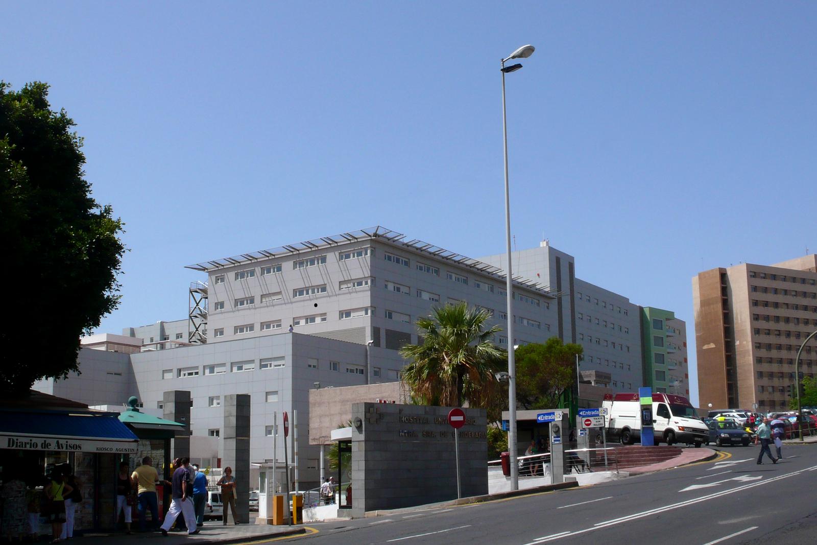 Hospital Tenerife Coronavirus