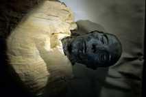 Imagen del faraón Seti I