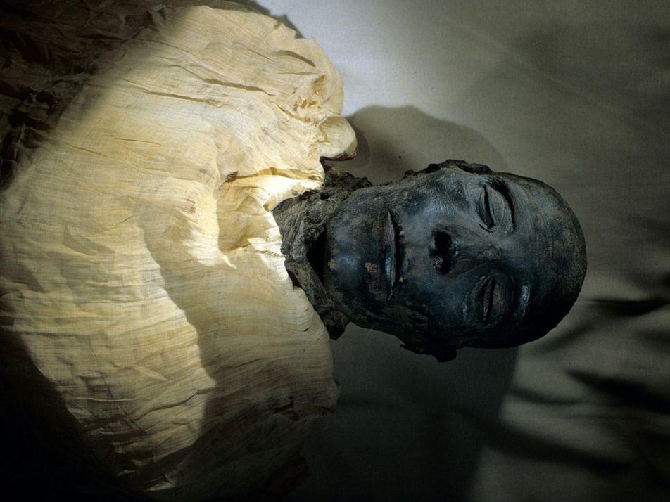 Las momias reales de Egipto han sido trasladadas, pero este no es su primer viaje