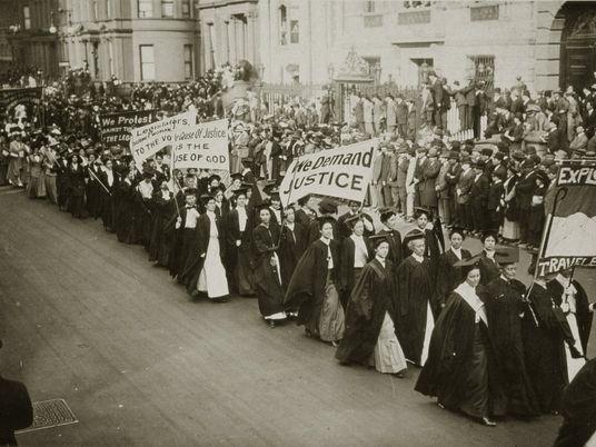 Tras conseguir el voto, ¿por qué tomó caminos diferentes el movimiento sufragista?